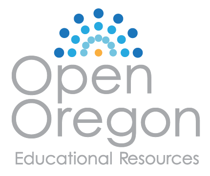 Logo for Open Oregon