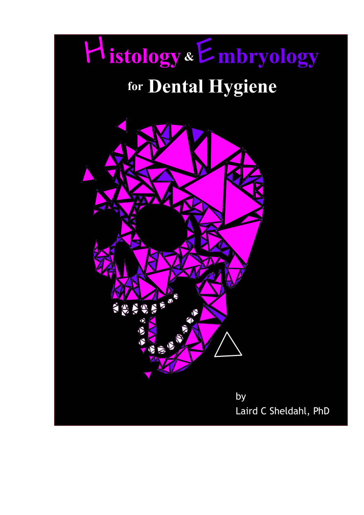 Cover image for Histology and Embryology for Dental Hygiene