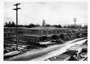 home construction in Vanport