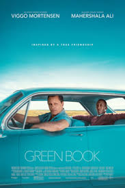 poster of the greenbook movie