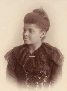 Photograph of Ida B. Wells-Barnett