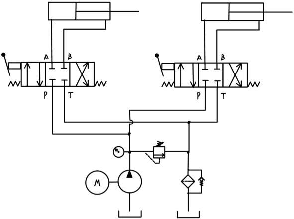41 Hydraulic Pumps Hydraulics And Electrical Control Of Hydraulic
