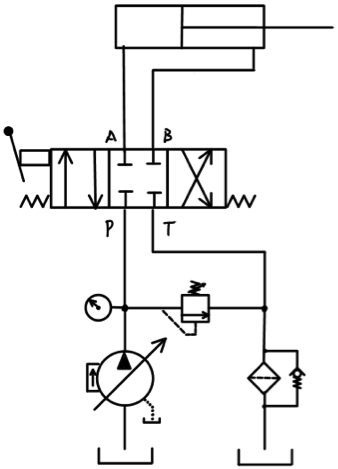 Positive Displacement Pump Diagram Wiring Diagrams on electrical wiring diagram symbols list