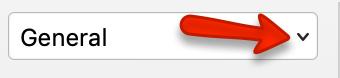 Mac Number option