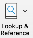 Lookup & Reference tool