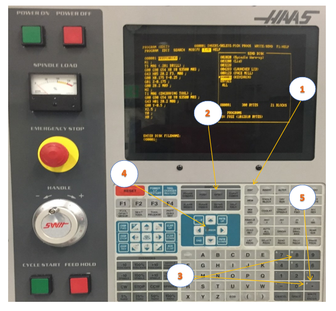 Unit 6: Haas Control – Manufacturing Processes 4-5 Haas Chip Conveyor Wiring Diagram on