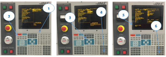 Unit 6: Haas Control – Manufacturing Processes 4-5