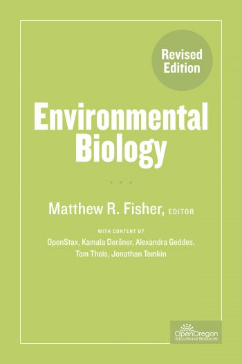 Cover image for Environmental Biology