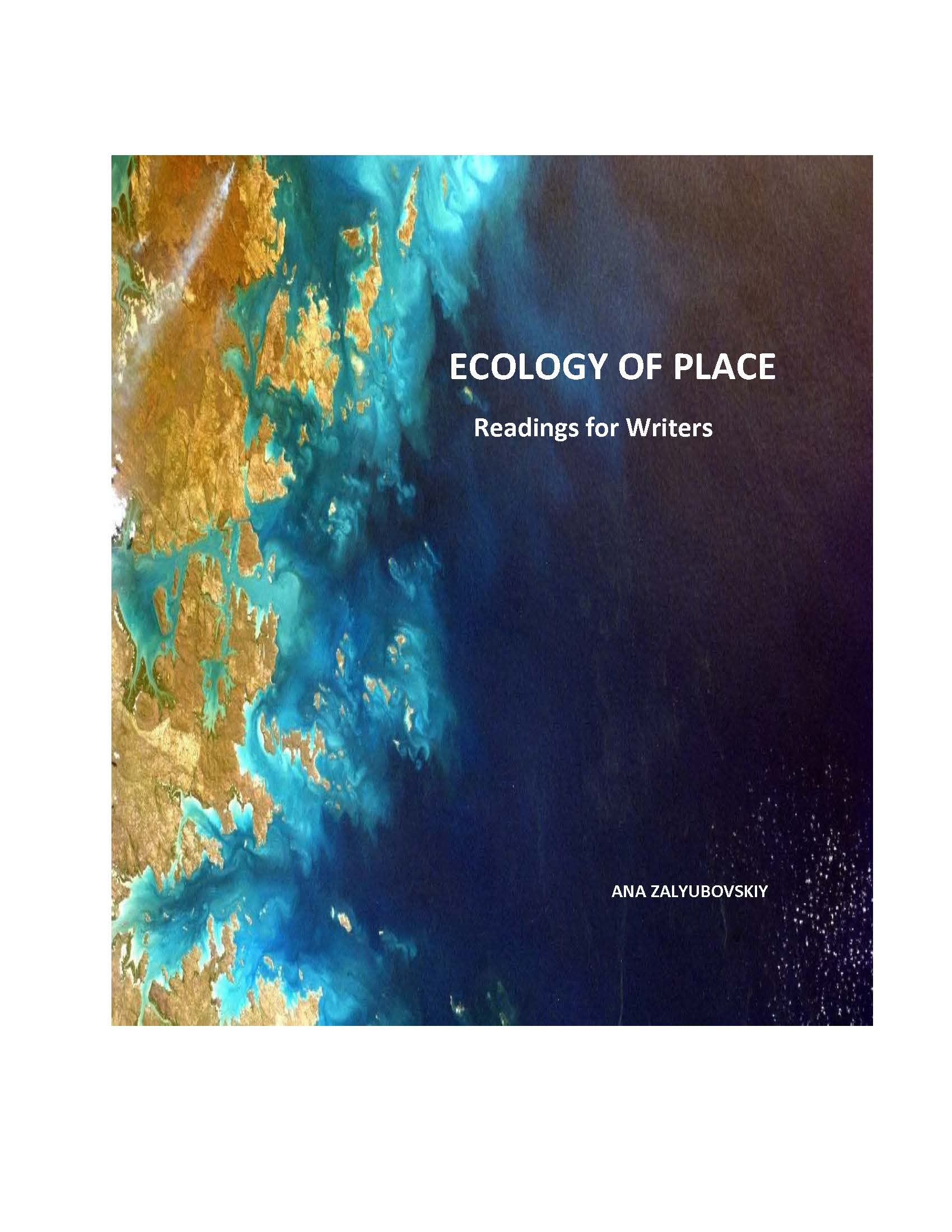 Cover image for Ecology of Place