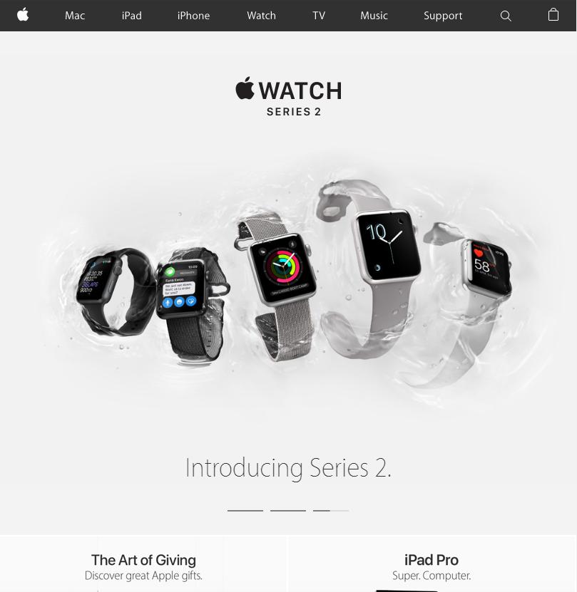 apple.com 2016