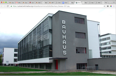 Bauhaus at full resolution