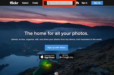 Flickr.com photosharing