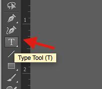 The Type Tool
