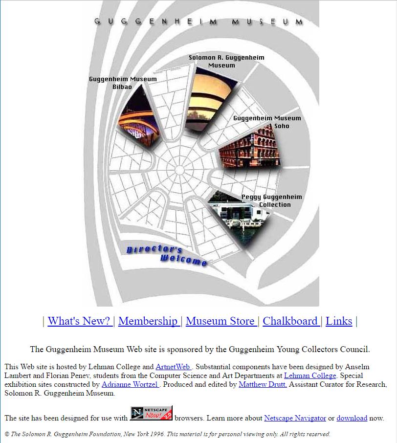 guggenheim.com 1996