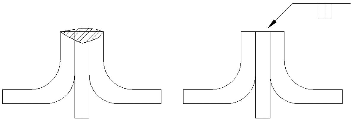 Edge Weld Symbols Interpretation Of Metal Fab Drawings