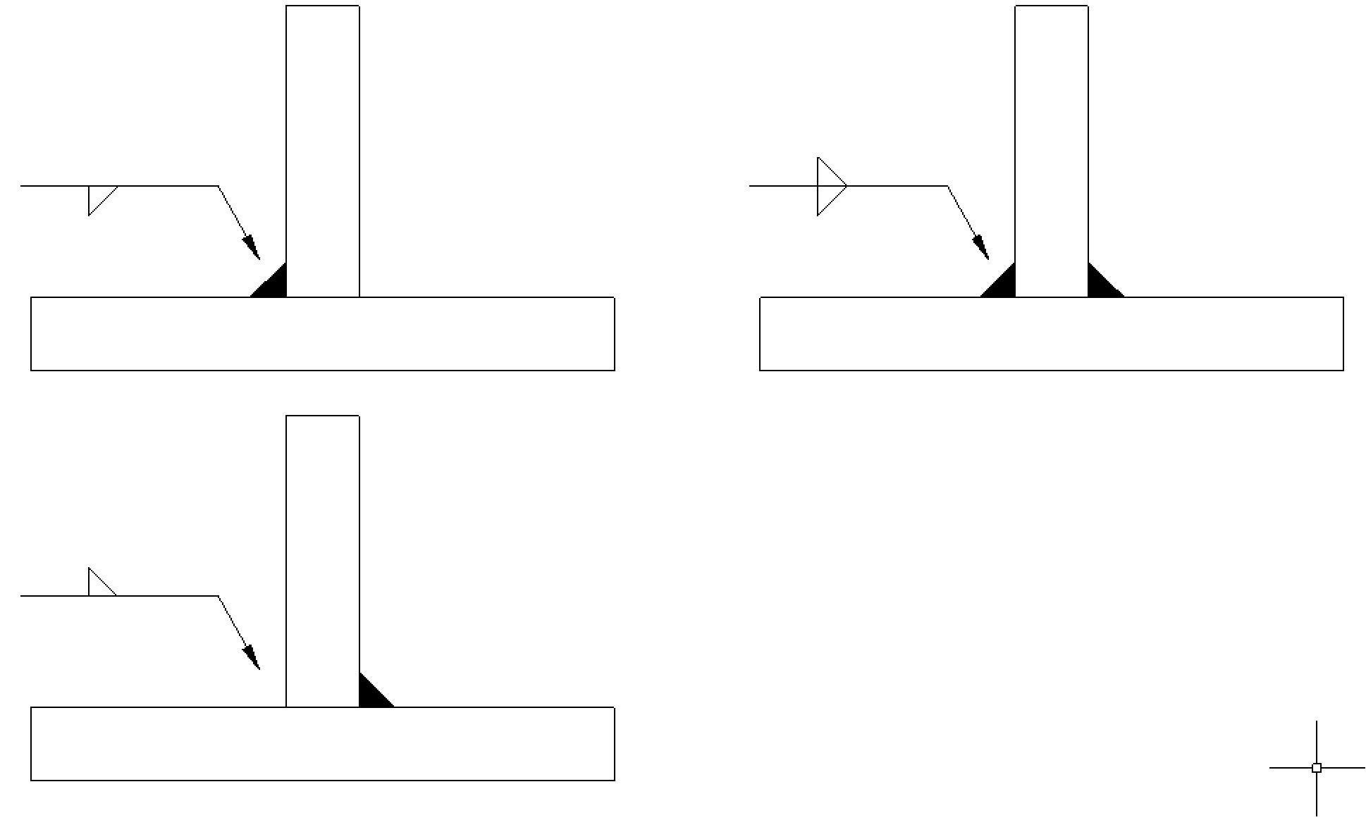 Fillet Weld Symbols – Interpretation of Metal Fab Drawings