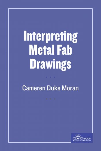 Cover image for Interpretation of Metal Fab Drawings