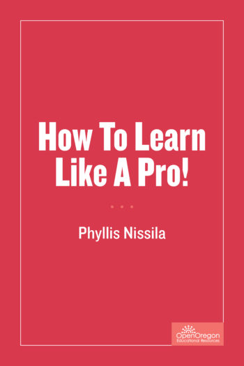 Cover image for How to Learn Like a Pro!