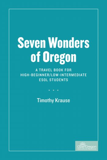 Cover image for Seven Wonders of Oregon