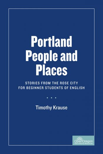 Cover image for Portland People and Places