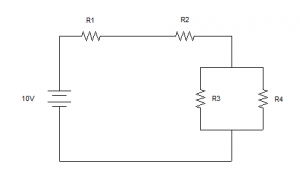 Problem 1 schematic