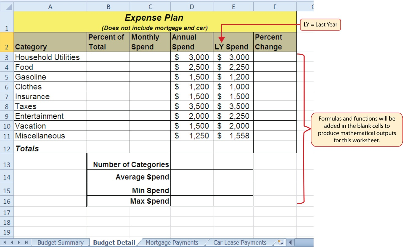 Workbooks copy formulas between workbooks : 2.1 Formulas – Beginning Excel