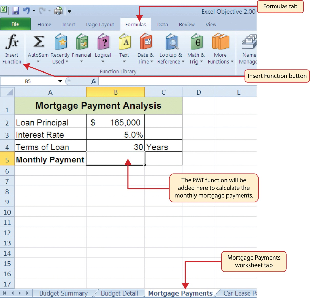 2 3 functions for personal finance  u2013 beginning excel