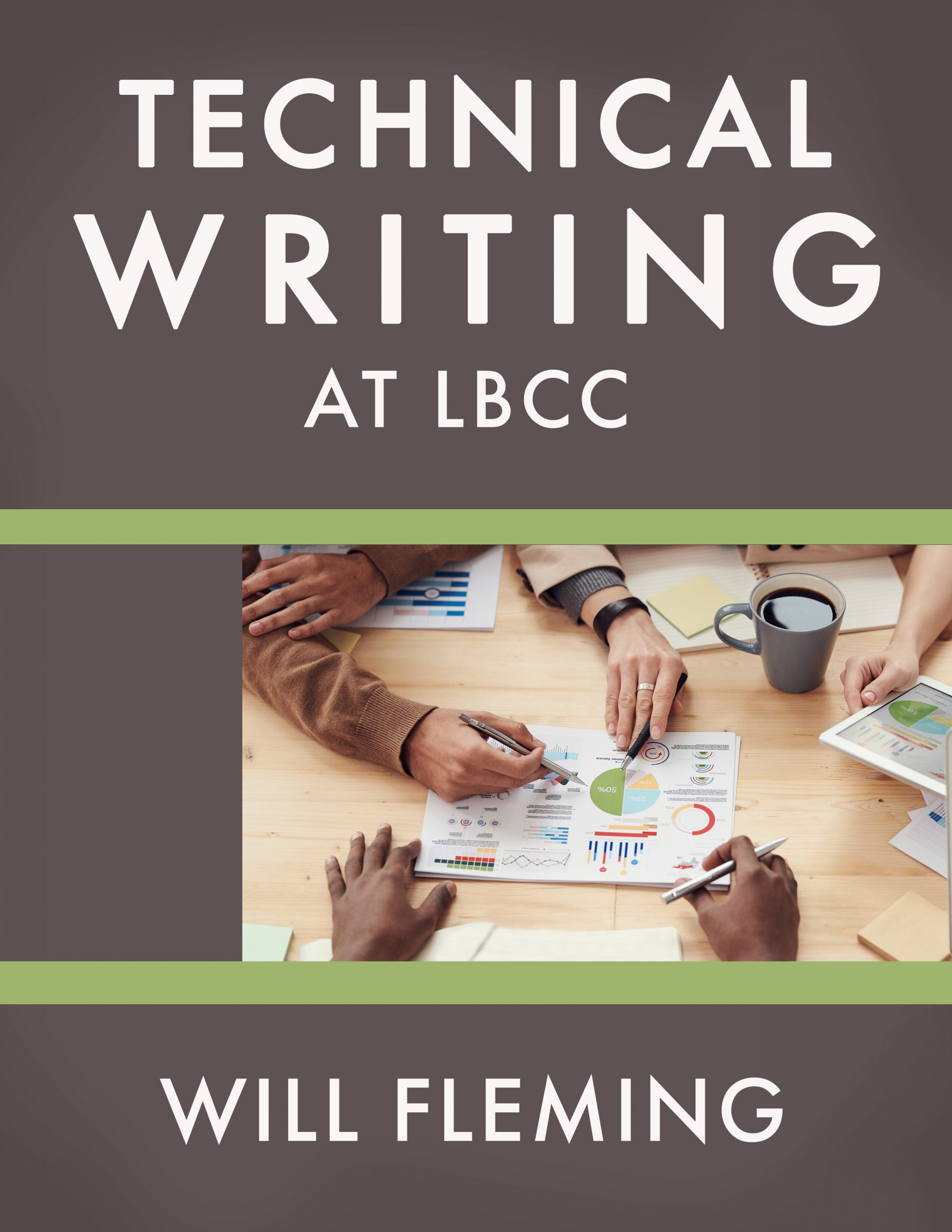 Cover image for Technical Writing at LBCC