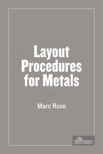 Cover image for Layout Procedures for Metals