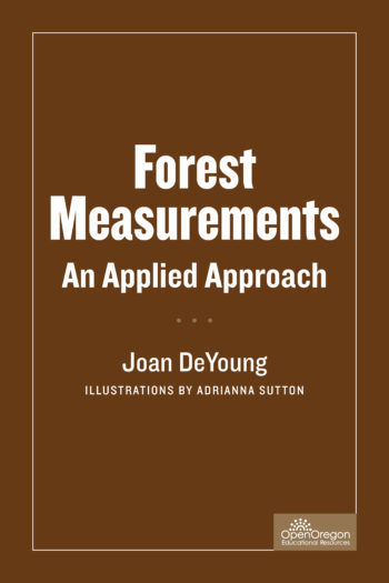 Cover image for Forest Measurements: An Applied Approach