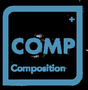 University of Oregon Composition Logo