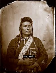 Photograph of Chief Joseph of the Nez Perce