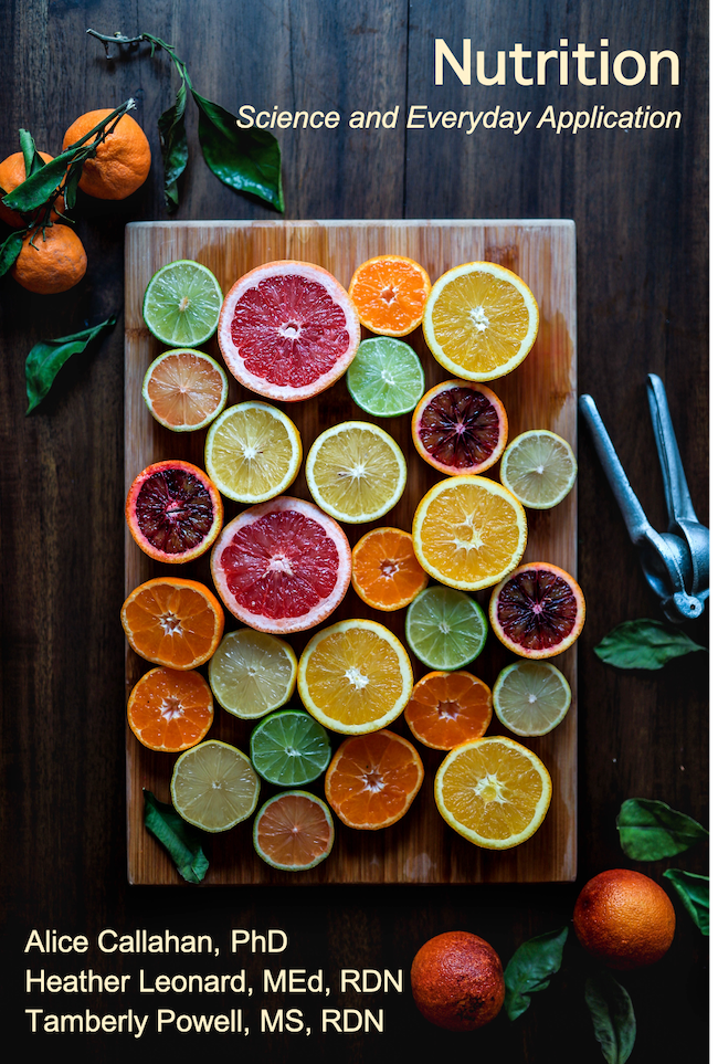 Cover image for Nutrition: Science and Everyday Application